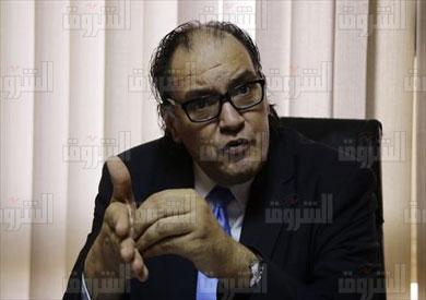 حافظ أبوسعدة- تصوير هبة الخولي