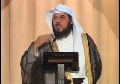 خطبة فضائل للدكتور محمد العريفي