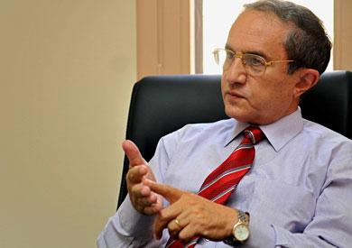 الدكتور أسامة الغزالي حرب، رئيس حزب الجبهة الديمقراطية