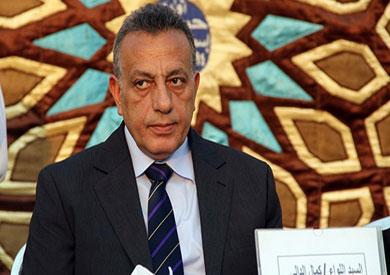 محافظ الجيزة-اللواء محمد كمال الدالي