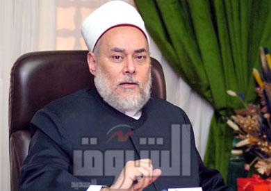 تعيين علي جمعة رئيسًا للجمعية الطبية الإسلامية
