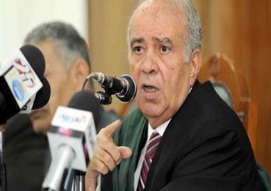 المستشار مجدي العجاتي وزير الدولة للشئون القانونية والنيابية