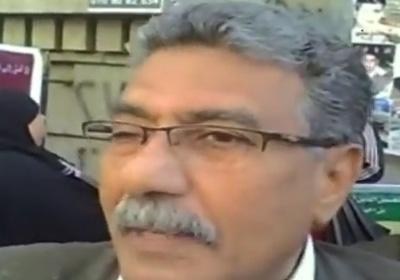 الدكتور يحيي القزاز عضو حركة 9 مارس لاستقلال الجامعات