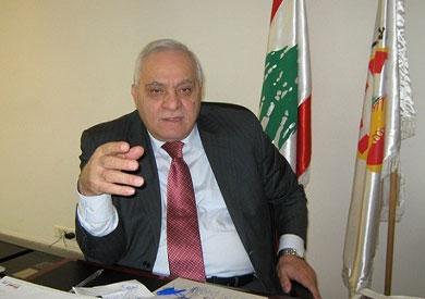 الأمين العام للاتحاد الدولي لنقابات العمال العرب، غسان غصن