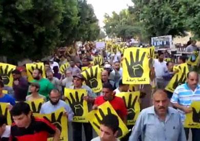 مظاهرات لأنصار الإخوان - أرشيفية