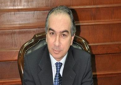 خالد زكريا، محافظ الجيزة