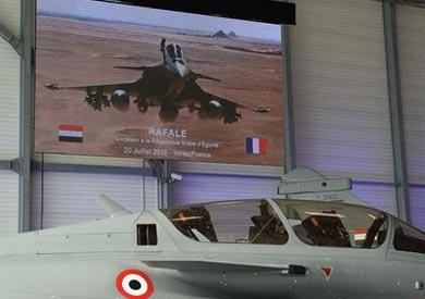 طائرات رافال المصرية