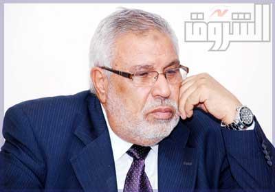نائب مرشد الإخوان الدكتور رشاد بيومي
