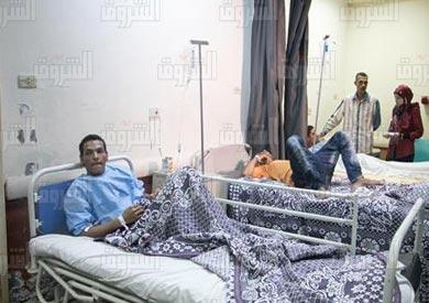 حادث غرق مركب هجرة غير شرعية في رشيد - تصوير: أميرة مرتضى