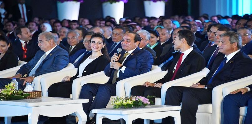 مؤتمر الشباب.. جلسة نقاشية عن الحريات العامة والمشاركة السياسية بحضور الرئيس