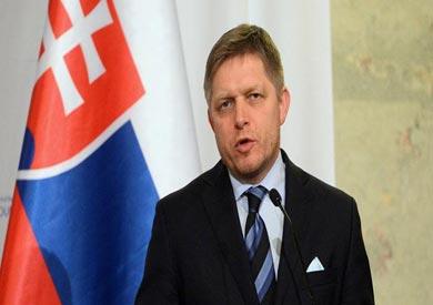 رئيس الوزراء السلوفاكي، روبرت فيكو