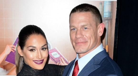 انفصال المصارع جون سينا عن خطيبة نيكي بيلا قبل أسابيع من زفافهما