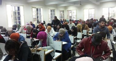 حالة غش خلال امتحانات الفصل الدراسي الأول بـ«عين شمس»