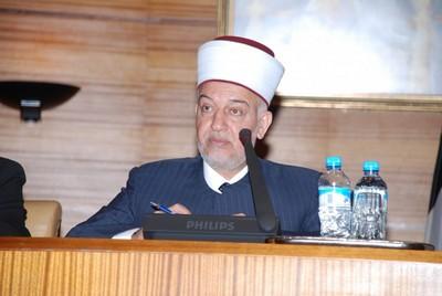 الدكتور يوسف جمعة سلامة، خطيب المسجد الأقصى المبارك