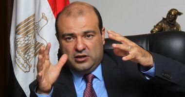 الدكتور خالد حنفي وزير التموين