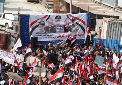 مليونية الشرعية بميدان العباسية الجمعة