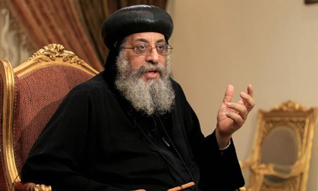 البابا تواضروس الثاني، بابا الإسكندرية