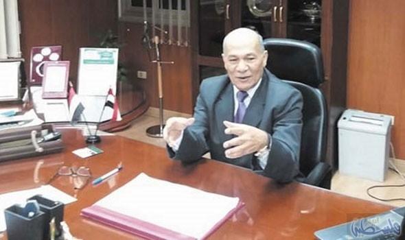 اللواء عبدالحميد علام رئيس الشركة.