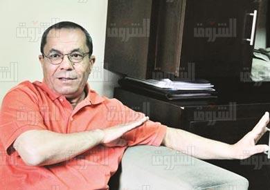 كمال عباس المنسق العام - دار الخدمات النقابية والعمالية - تصوير: هبة الخولي