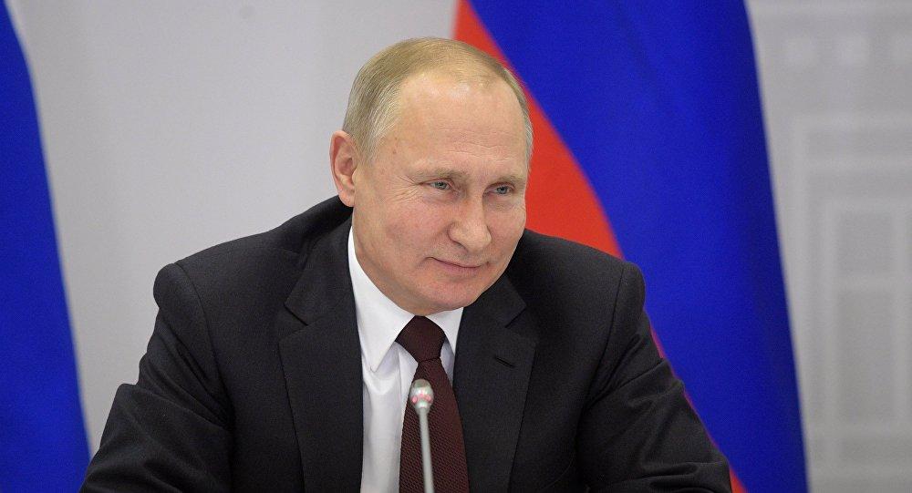 الرئيس الألماني يهنئ بوتين على الفوز في الانتخابات