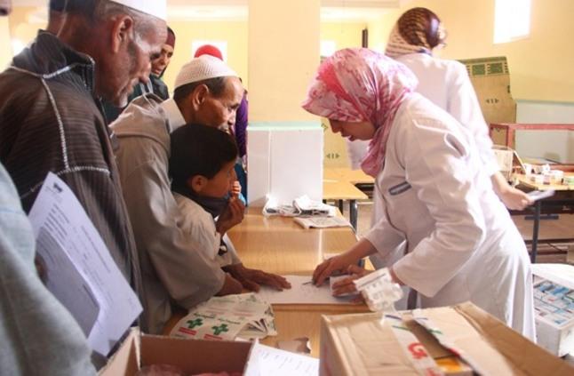 الصحة تطلق 40 قافلة طبية مجانية في 22 محافظة -          بوابة الشروق