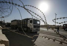 إسرائيل تمنع إدخال الوقود وغاز الطهي لقطاع غزة