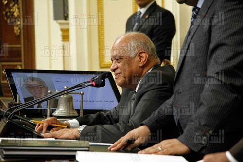 رئيس البرلمان علي عبدالعال