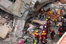 ارتفاع حصيلة ضحايا زلزال تايوان إلى عشرة قتلى و272 مصابا وسبعة مازالوا في عداد المفقودين