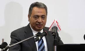 الدكتور أحمد عماد الدين راضي، وزير الصحة والسكان