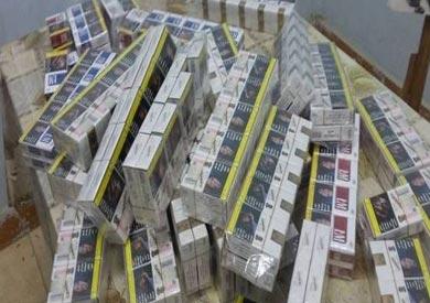 تحرير 39 محضر تمويني وضبط 231 علبة سجائر قبل بيعها بالسوق السوداء في أسيوط