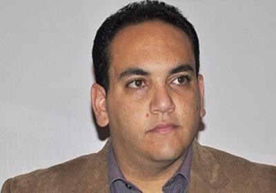 شادي الغزالي حرب، القيادي في حزب الدستور