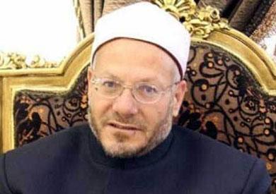 د. شوقي علام مفتي الجمهورية