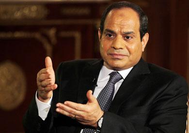 المشير عبد الفتاح السيسي، رئيس الجمهورية