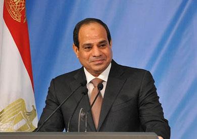 الرئيس عبد الفتاح السيسي<br/>