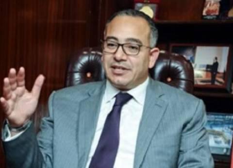 المهندس خالد صديق، الرئيس التنفيذي لصندوق تطوير العشوائيات