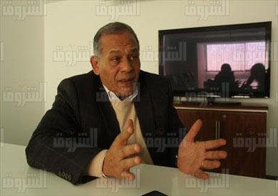 محمد أنور عصمت السادات- تصوير هبة خليفة