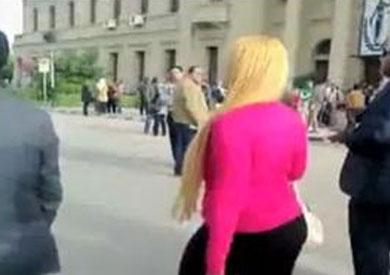 واقعة التحرش بفتاة جامعة القاهرة