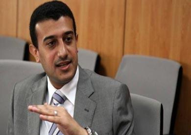 النائب طارق الخولي أمين سر لجنة العلاقات الخارجية بمجلس النواب
