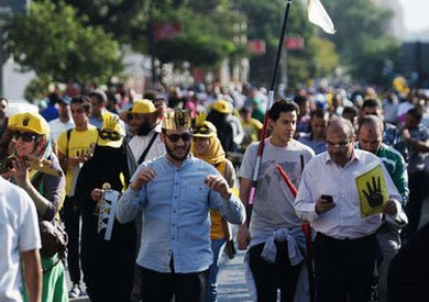 مسيرات لأنصار الإخوان بالمحافظات