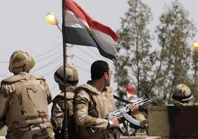 استشهاد مدنيين بقذيفة وإصابة مجند بالخطأ في رفح والشيخ زويد