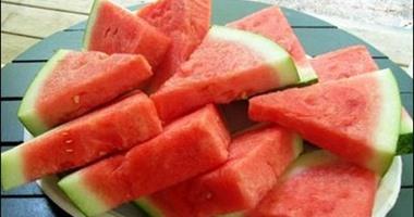 «الموز والبطيخ والمشمش» لتجنب العطش فى نهار رمضان