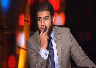 نادر بكار، مساعد رئيس حزب النور لشؤون الإعلام