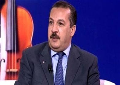 الدكتور محمود دياب، المتحدث باسم وزارة التموين-ارشيفية