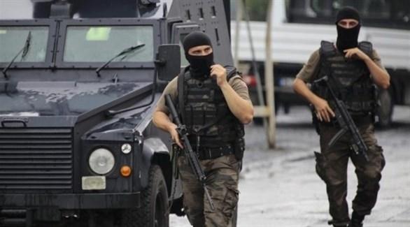 «الداخلية التركية»: تحييد 5 من مسلحي حزب العمال الكردستاني جنوب شرقي البلاد