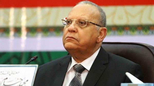 وزير العدل المستشار حسام عبدالرحيم