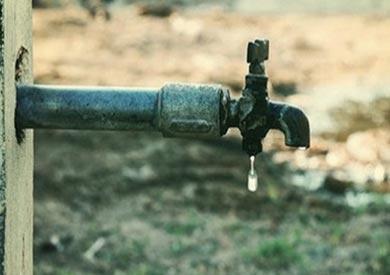قطع وضعف المياه عن عدد من مناطق المنصورة لمدة 4 ساعات