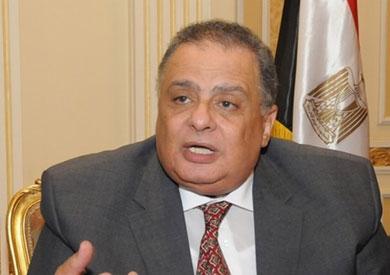 المستشار إبراهيم الهنيدى، وزير العدالة الانتقالية ومجلس النواب