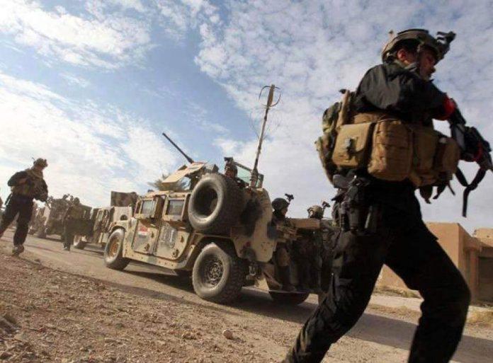 القوات الأمنية العراقية تعتقل مسؤول الإعدامات في «داعش» بالحوبجة