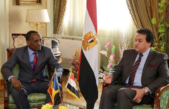 مستشار رئيس تشاد: مصر صدرت العلم والمعرفة للعالم