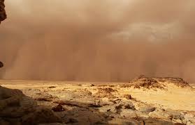 عاصفة ترابية ضخمة في المريخ تغطي المركبة الجوالة التابعة لـ«ناسا»